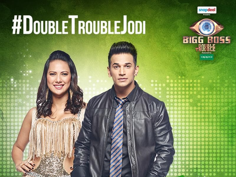 After being rejected by five others, Prince Narula got a chance to chose his own partner and je [icked Rochelle Rao. (COLORS)
