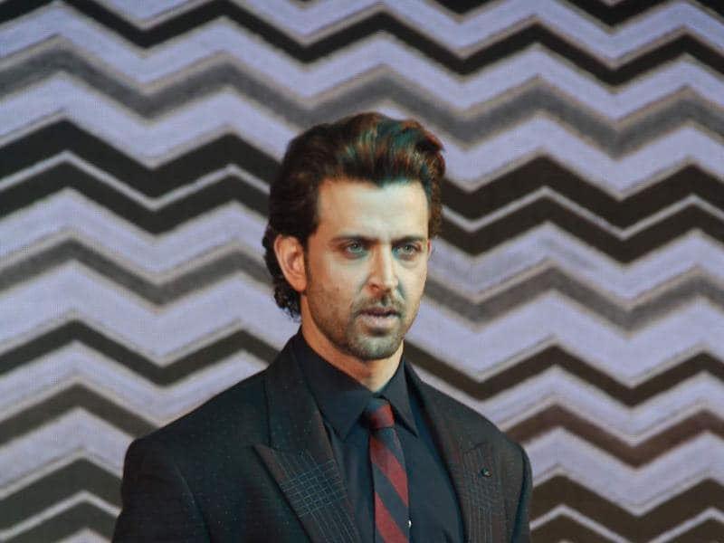 'You think I use all the things I endorse? Really now? Get a life dude!' Hrithik Roshan during the launch of Dctex new furnish collection 'dream runner' in Mumbai on Oct 21, 2015.  (IANS)