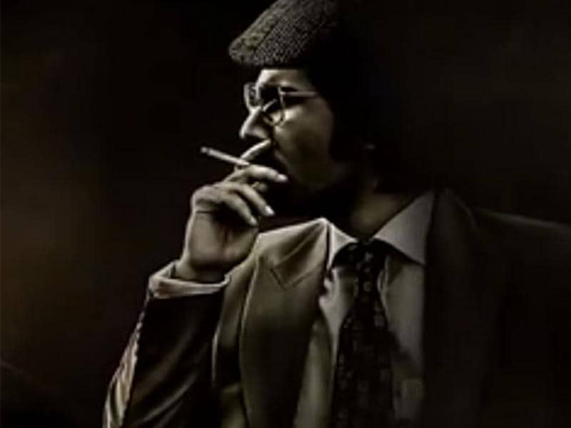 Randeep Hooda plays Charles Sobhraj, the notorious serial killer of the 1970s. (TWITTER)