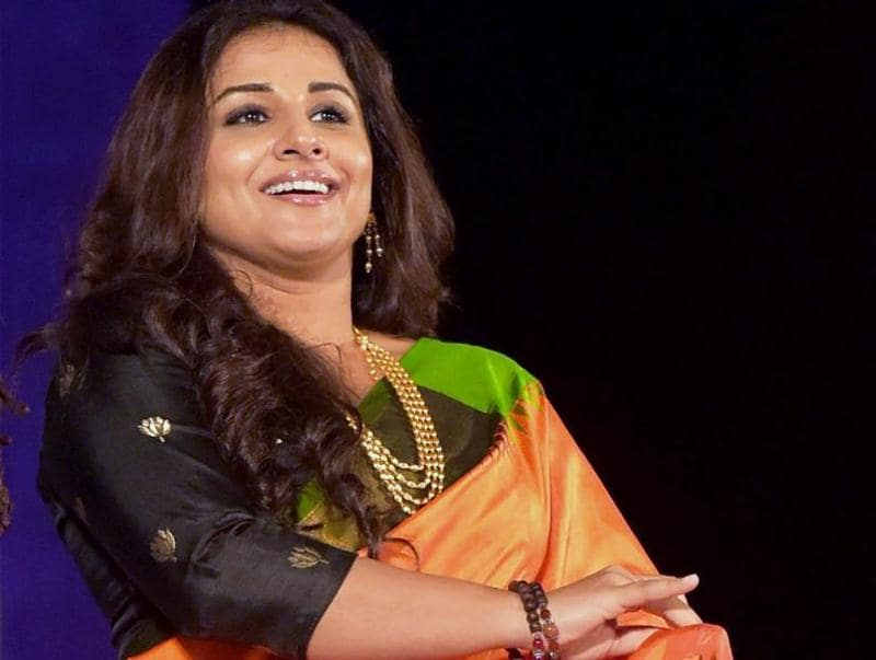 Vidya Balan during the opening ceremony of the 'MAMI' Mumbai Film Festival in Mumbai on Thursday.  (PTI)