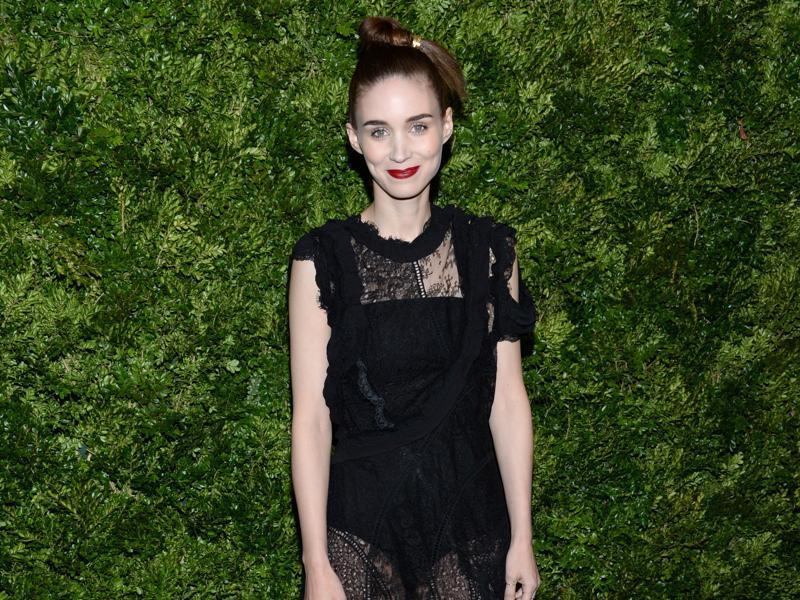 Rooney Mara attends the Museum of Modern Art Film Benefit honoring Cate Blanchett at the Museum of Modern Art on Tuesday, Nov. 17, 2015, in New York. (Photo by Evan Agostini/Invision/AP) (Evan Agostini/Invision/AP)