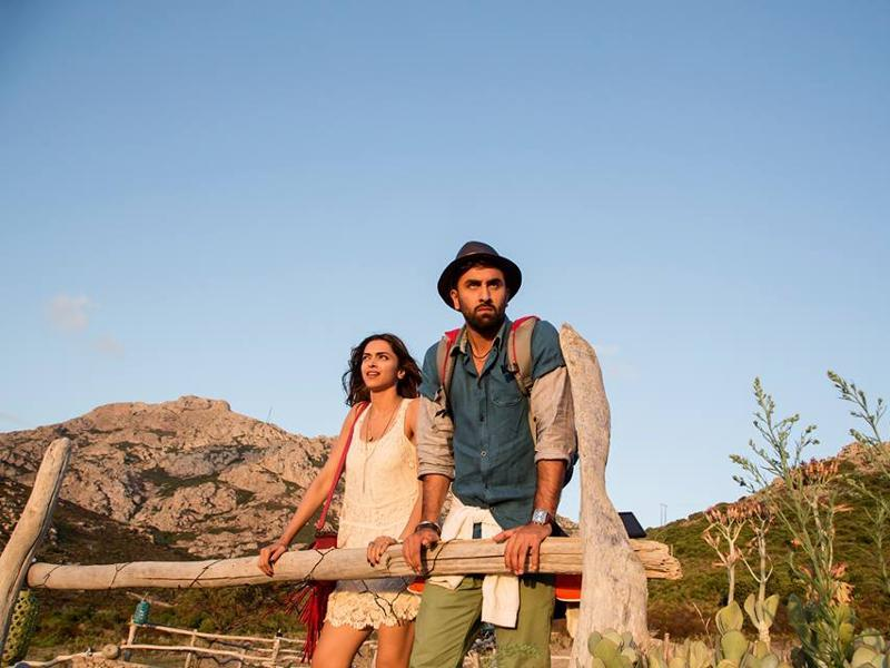 Tamasha flaunts some scenic locations in France and  Italy. (FACEBOOK)