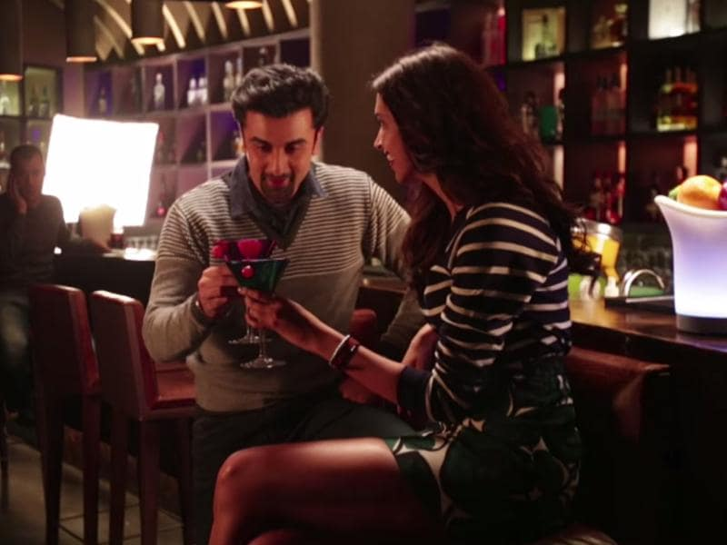 Deepika Padukone and Ranbir Kapoor play lovers in Imtiaz Ali's Tamasha that hits theatres on Friday, November 27. (YOUTUBE GRAB)