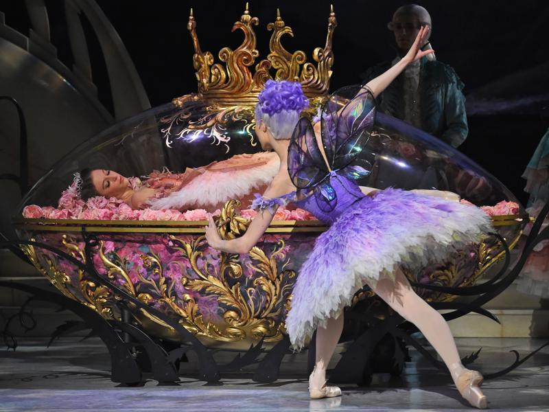 The Australian Ballet has been performing musicals for over five decades: It gave its first performance in 1962.  (AFP)
