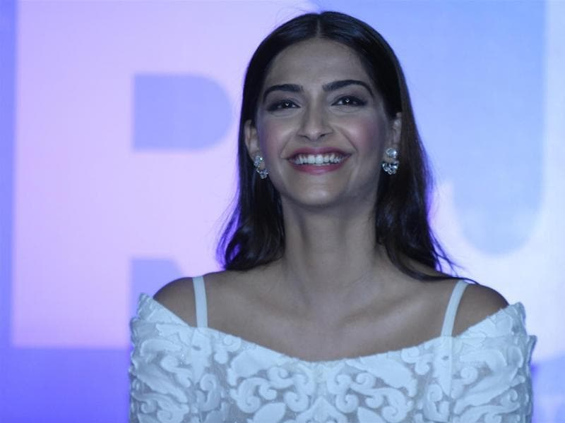 Sonam Kapoor essays the title role of Neerja in the film. (IANS)