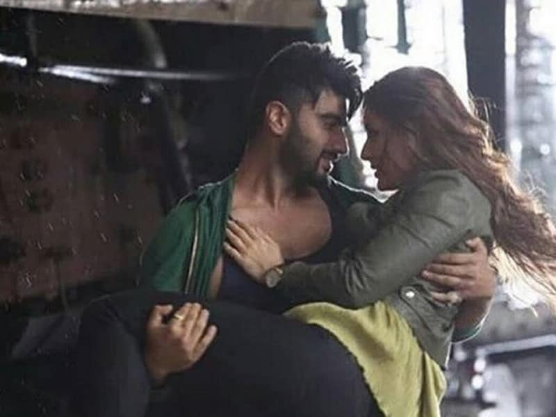 R balki's film has Arjun Kapoor in the lead. (instagram)