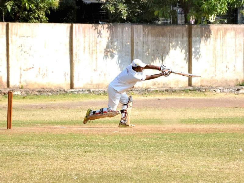Pranav Dhanawade smashed an unbeaten knock of 1,009 in an inter-school tournament. (HT photo)