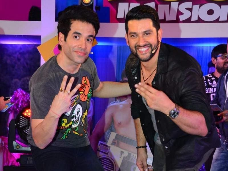Tusshar Kapoor will feature with Sunny Leone in Mastizaade.  (IANS)