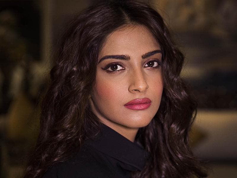 """Sonam Kapoor is a symbol of beauty and success. For me, all Indian women are stars,"" Mihaela Noroc.  (Photo: Mihaela Noroc)"