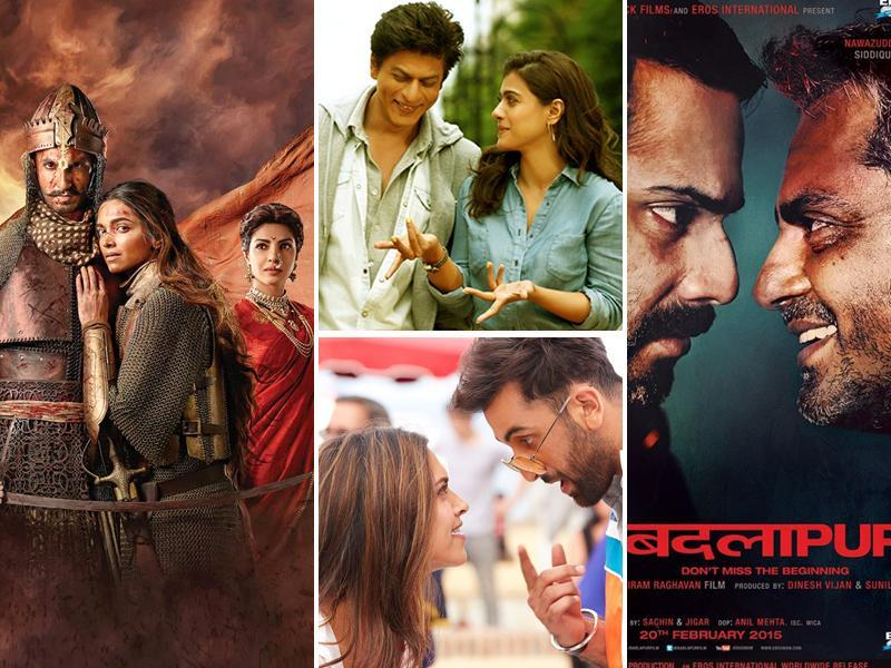Bajirao Mastani, Tamasha, Badlapur and Dilwale lead at Filmfare 2016 nominations. Take a look at all the nominations this year.