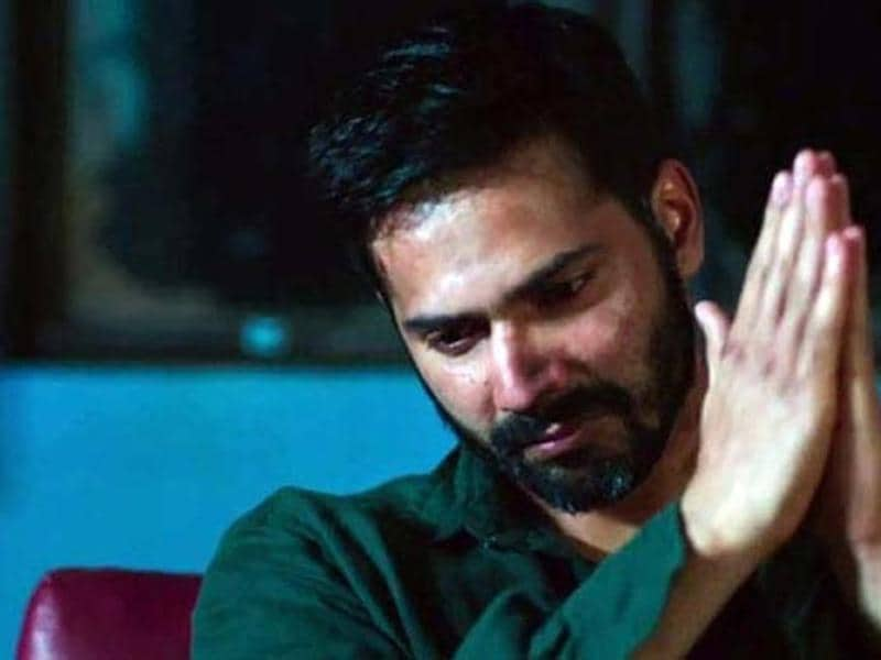 Varun Dhawan is nominated in Best Actor category for Badlapur.