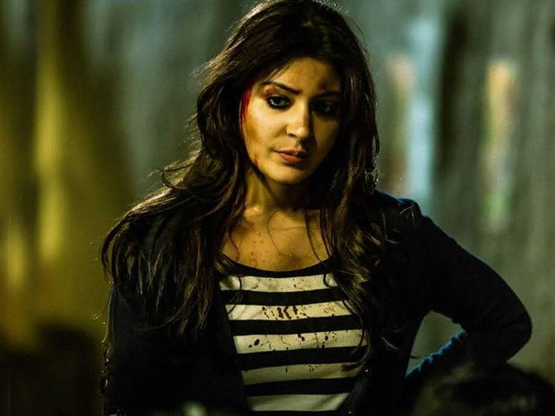 Anushka Sharma is nominated in Best Actoress category for NH10.