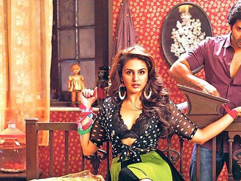 Huma Qureshi has been nominated in the Best Supporting Actoress category for her performance in Badlapur.