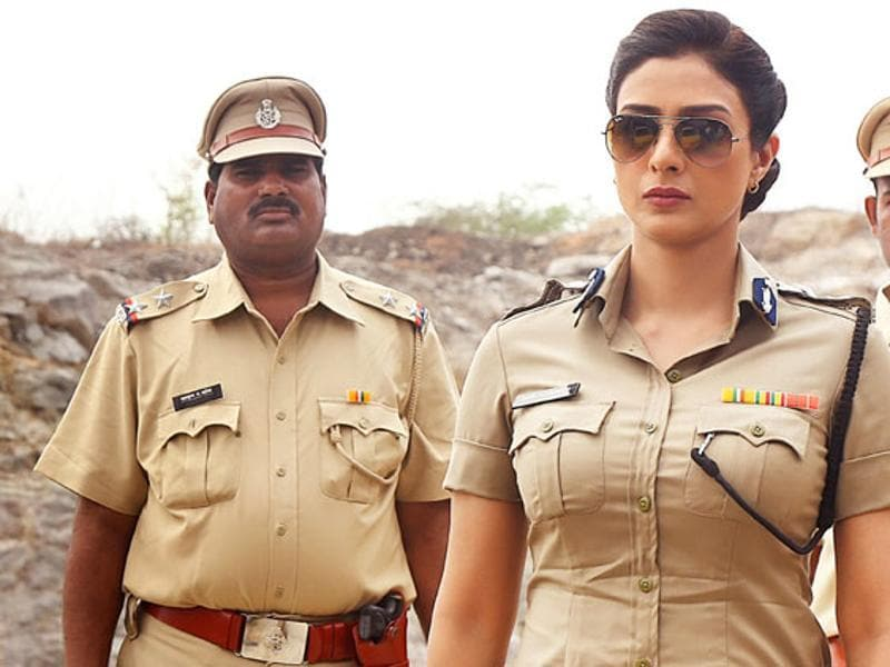 Tabu has been nominated in the Best Supporting Actoress category for her performance in Drishyam.