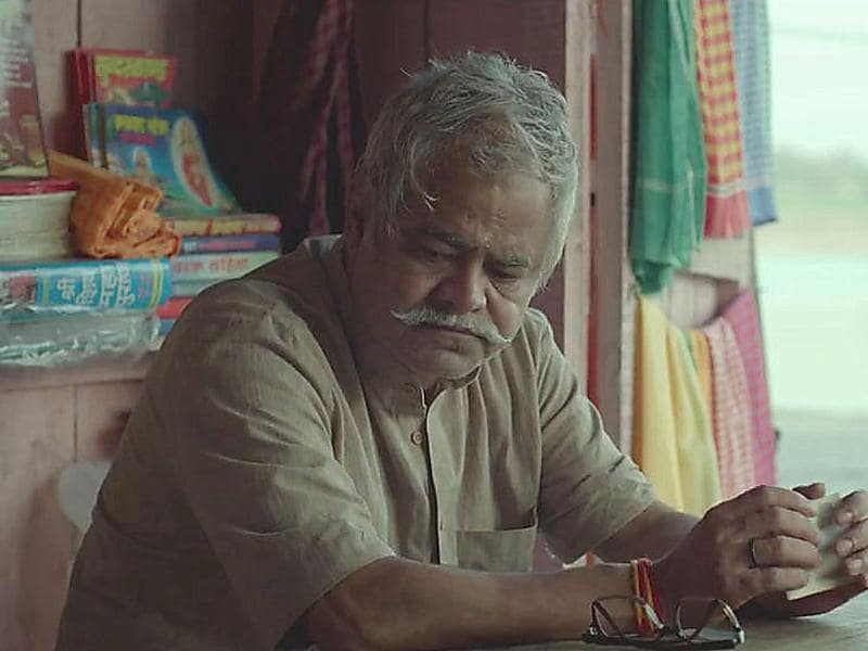 Sanjay Mishra has been nominated in the Best Supporting Actor category for his performance in Masaan.