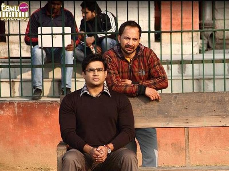 Deepak Dobriyal has been nominated in the Best Supporting Actor category for his performance in Tanu Weds Manu Returns.