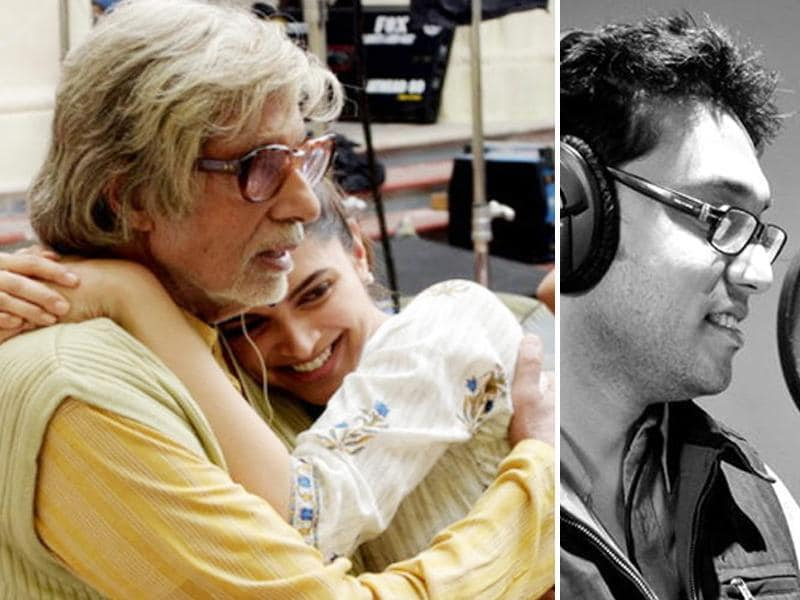 Anupam Roy has been nominated in Best Music category for his work in Piku.