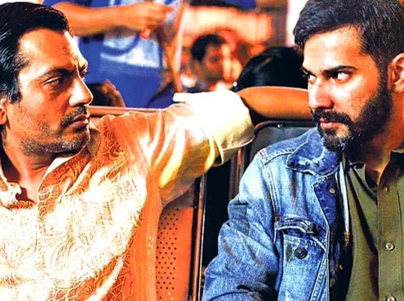 Badlapur has been nominated in the Best Film category.