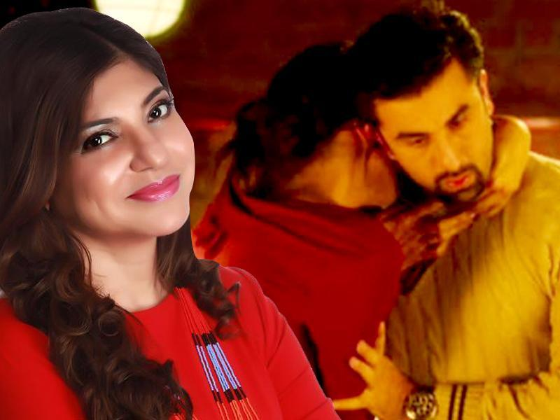 Alka Yagnik has been nominated for Agar Tum Saath Ho(Tamasha) in Best Playback Singer (Female) category.