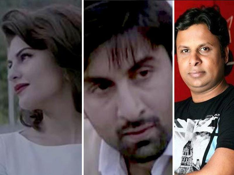 Kumar is nominated in the Best Lyrics category for Sooraj Dooba Hai (Roy).