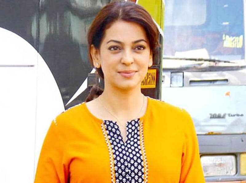 Juhi Chawla plays a teacher in Chalk N Duster that hits theatres on January 15.