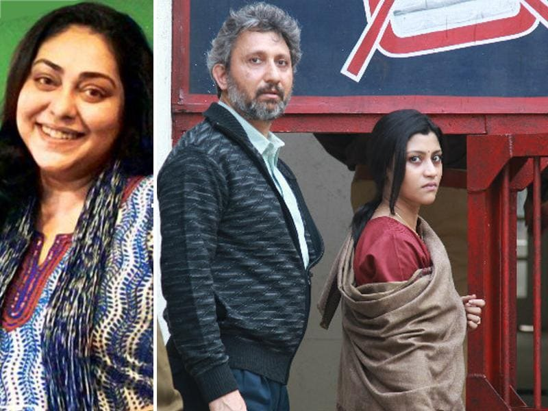 Meghna Gulzar has been nominated in Best Director category for Talvar.