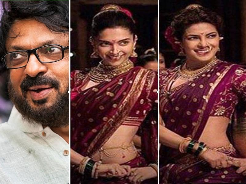 Sanjay Leela Bhansali is nominated for Bajirao Mastani in Best Director category.
