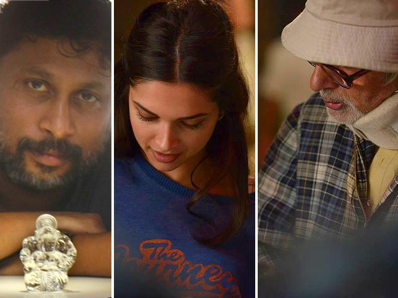 Shoojit Sircar is nominated in Best Director category for Piku.