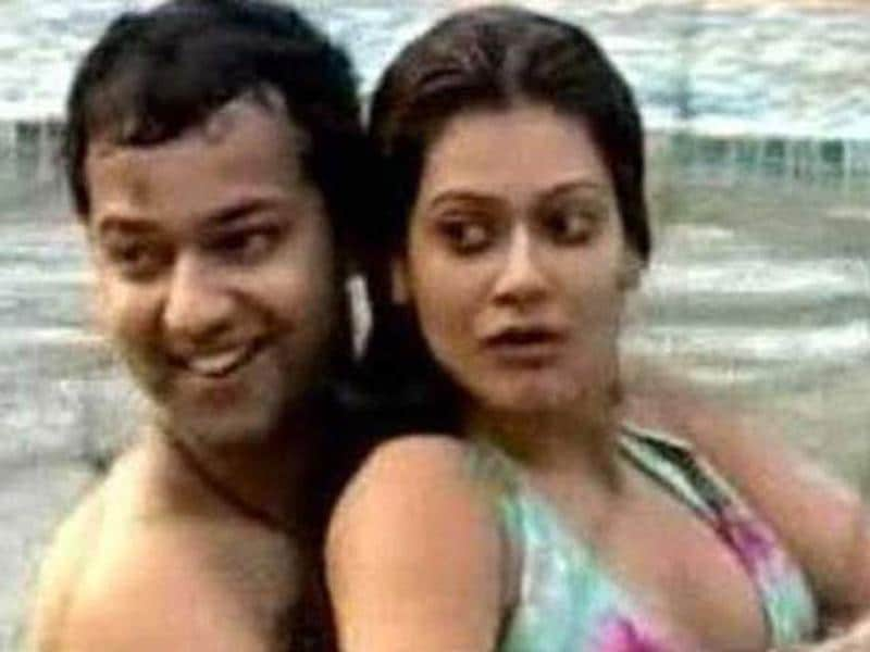 And that time when Rahul Mahajan was a little too eager to give Payal Rohtagi a massage... in a pool. (YouTube)