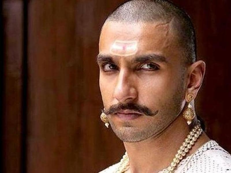 Ranveer Singh won the Filmfare  Best Actor award for his performance in Bajirao Mastani.