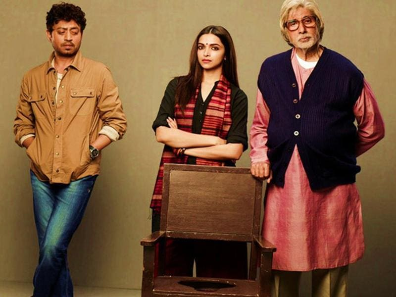 Piku got the Critics' Choice award for Best Film at Filmfare.