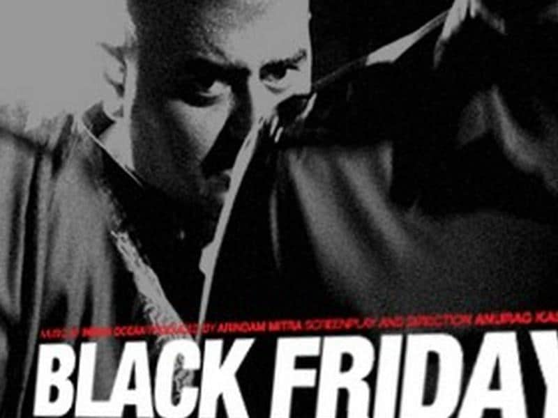 2007 film Black Friday was Anurag Kashyap's docu-drama that looked into the incidents which led to the Mumbai blasts of 1993. (YouTube)