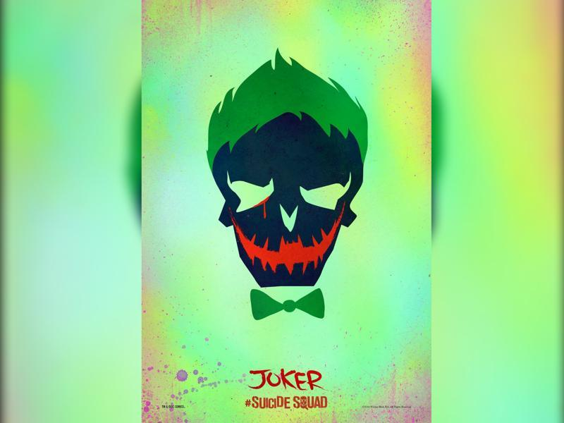 The psychotic crown prince of crime Joker will be played by Jared Leto. (Warner Bros.)