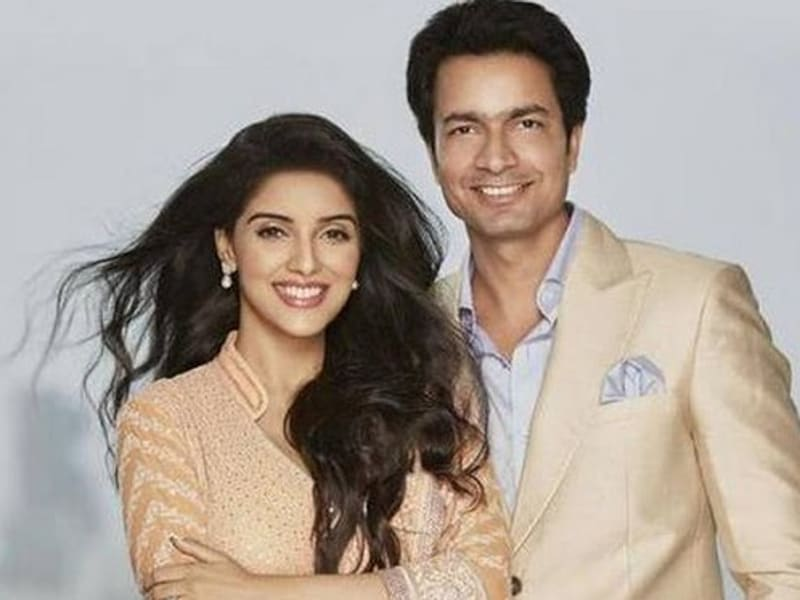 Asin and Rahul Sharma, a business honcho, got married in Delhi on Tuesday. It was a private ceremony attended by family and close friends. (Twitter)