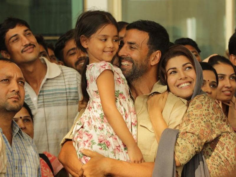 Akshay Kumar-starrer Airlift is the first mainstream film that stars Nimrat Kaur in the lead. Nimrat, however, has had several onscreen appearances.  Browse through.