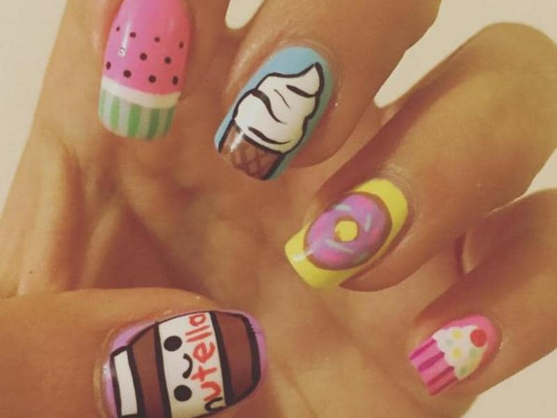 Quirky nail designs images nail art and nail design ideas nail art inspiration image collections nail art and nail design quirky to feminine nail art inspiration prinsesfo Image collections