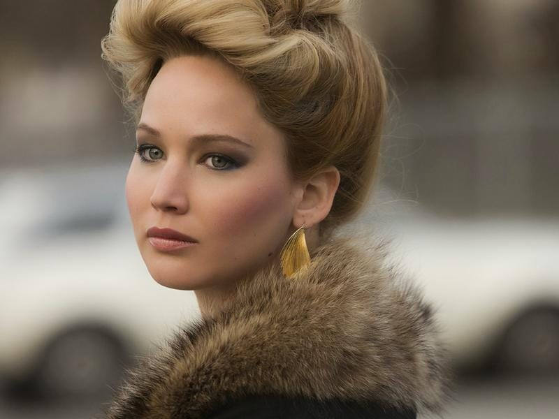 American Hustle (2013). Lawrence's second collaboration with David O Russell earned her another Oscar nomination.