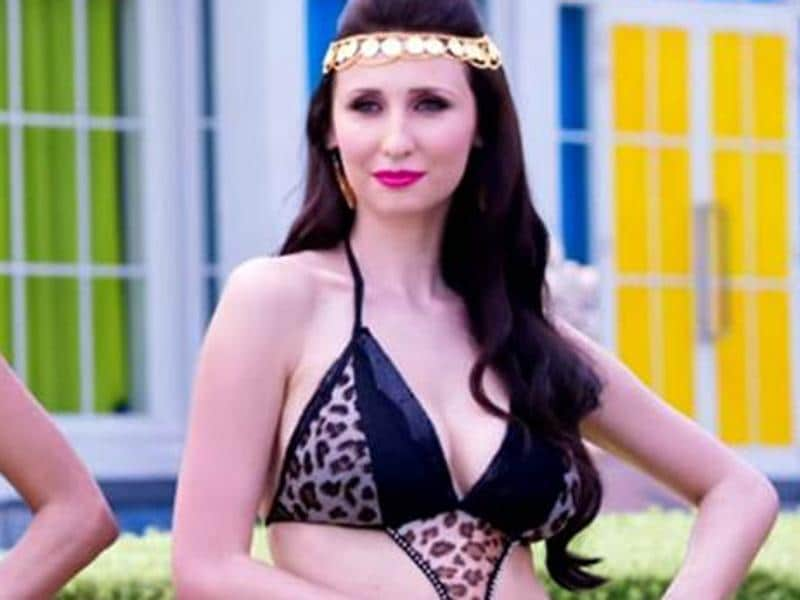 Claudia Ciselia who was first seen on the controversial reality show Bigg Boss, is gearing up for the release of Ekta Kapoor's sex comedy Kya Kool Hain Hum 3. A look at foreign models who have been part Hindi films simply for their glam value. (Youtube grab)