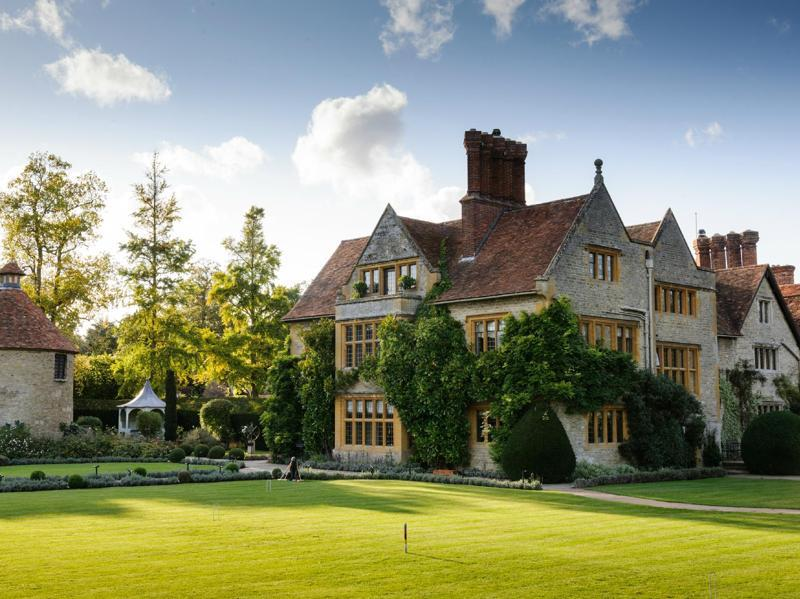 6. Belmond Le Manoir aux Quat'Saisons, Great Milton, United Kingdom (TripAdvisor)