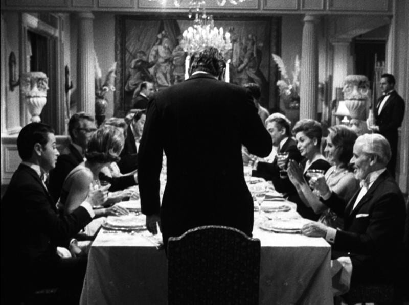 The Exterminating Angel (1962): The guests at an upper-class dinner party find themselves unable to leave.