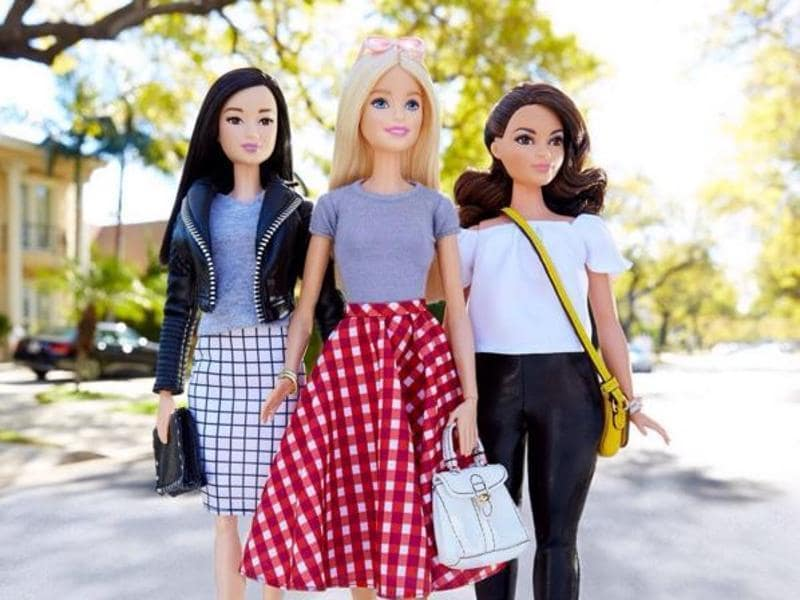 To 2016, with it including dolls of all shapes and sizes. (MAttel)