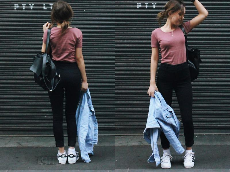 Isabella, an 18 year old blogger from Brisbane, Australia making simple look extraordinary.. (lookbook.NU)
