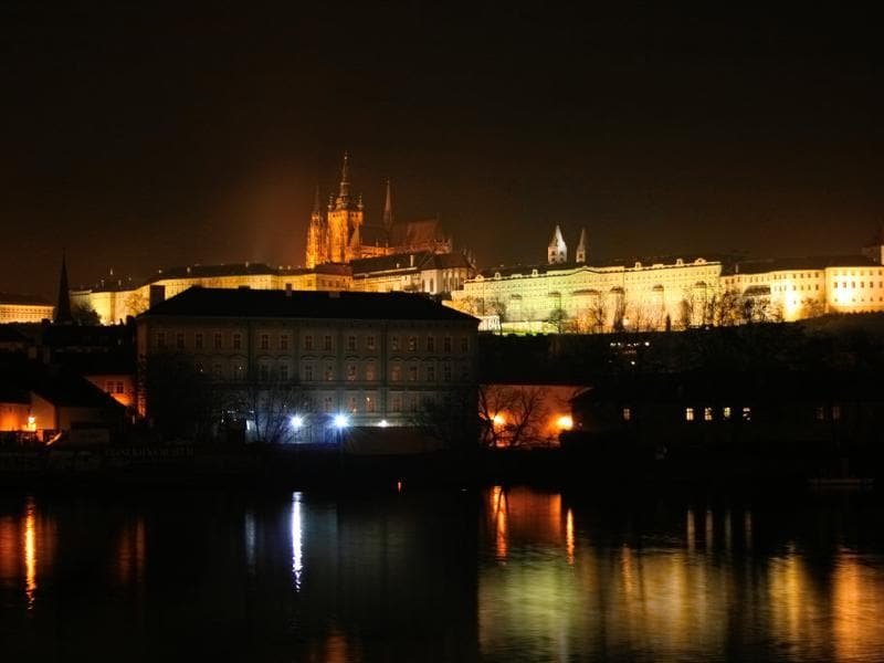 The Prague Castle is not a single structure, but a cluster of churches,  medieval towers and museums.   (Picture courtesy: Mad Art Photography)