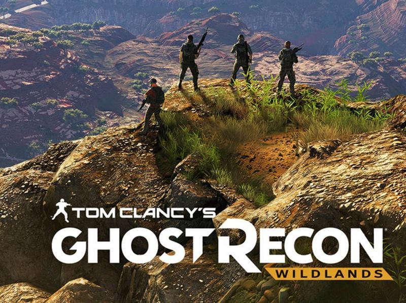 The ghosts will be back again in Tom Clancy's Ghost Recon: Wildlands. This time around the action takes place in a massive open-world where ghosts are free to roam in this co-op military shooter. Its designed to give that perfect co-op shooting experience where you play in squads of four.  (ubisoft)