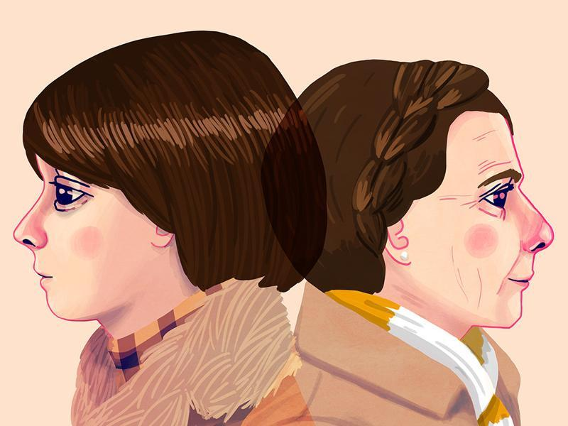Go and Love Some More: Inspired by Harold and Maude. (Gallery1988)