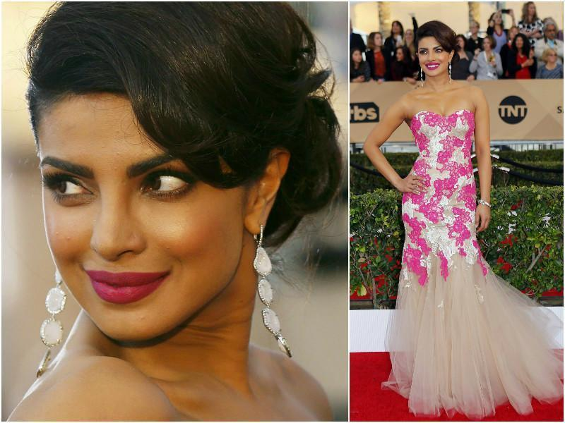 Priyanka Chopra will present an award at the 2016 Oscars. As she continues to rule the international showbiz, we take a look at her onscreen journey in the West. (AFP)