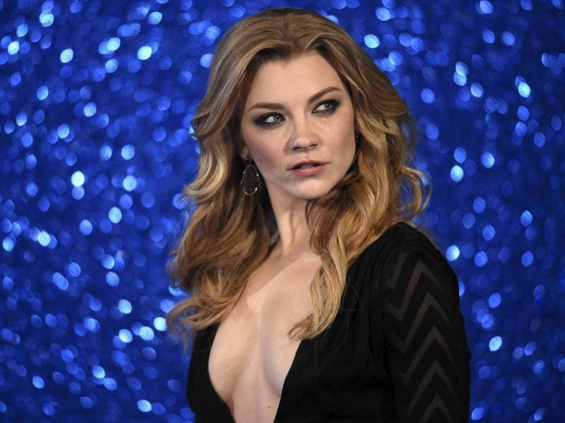 Game of Thrones star Natalie Dormer poses for photographers at the screening of Zoolander 2 in central London. (REUTERS)