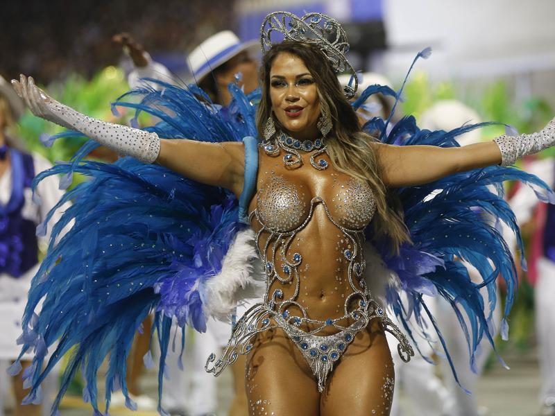 Fucks young rio carnival sex