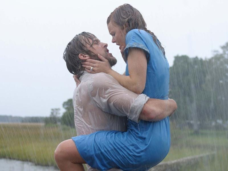 'It wasn't over. It still isn't over.' Noah and Allie, played by Ryan Gosling and Rachel McAdams gave us possibly the most  romantic movie of all time, The Notebook. Here, they realise that even after years, their love for one another has not faded away. (YouTube)