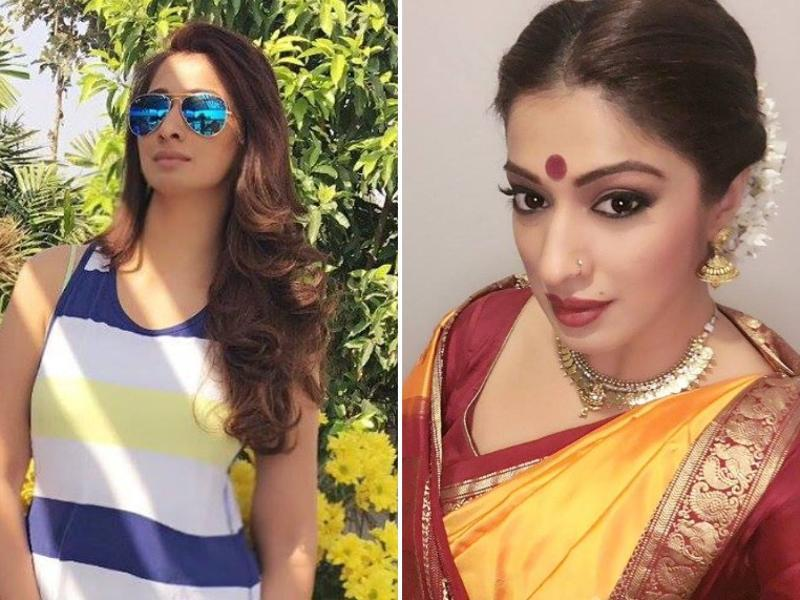 Lakshmi Rai: A leading lady in all four film industries down south, this sultry siren is said to have had an affair with Indian cricketer MS Dhoni. They broke up in 2009, say reports. (IamLakshmiRai/Facebook)